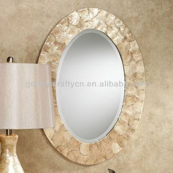 Wall Decor Mother Of Pearl Shell Frame Mirror – Buy Wall Decor Intended For Mother Of Pearl Wall Mirrors (#29 of 30)