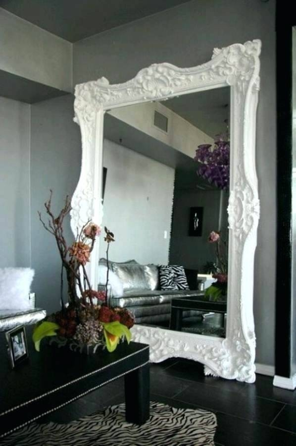 Wall Mirror ~ Beautiful Large Wall Mirrors Beautiful Large Wall Throughout Unusual Large Wall Mirrors (#22 of 30)