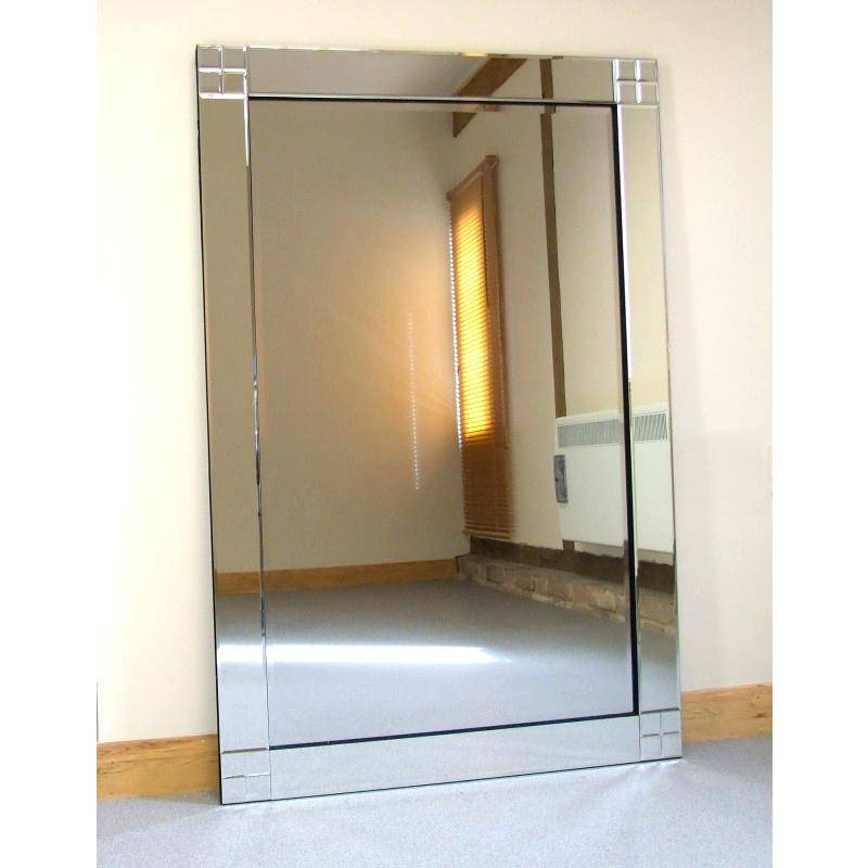 Wall Mirror: Bevelled Wall Mirror. Bevelled Wall Mirror (#30 of 30)