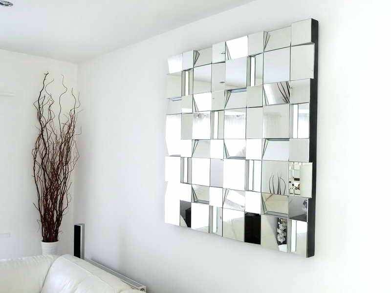 Wall Mirror ~ Cool Round Wall Mirrors Unusual Wall Mirrors Unusual Pertaining To Unusual Wall Mirrors (View 13 of 20)