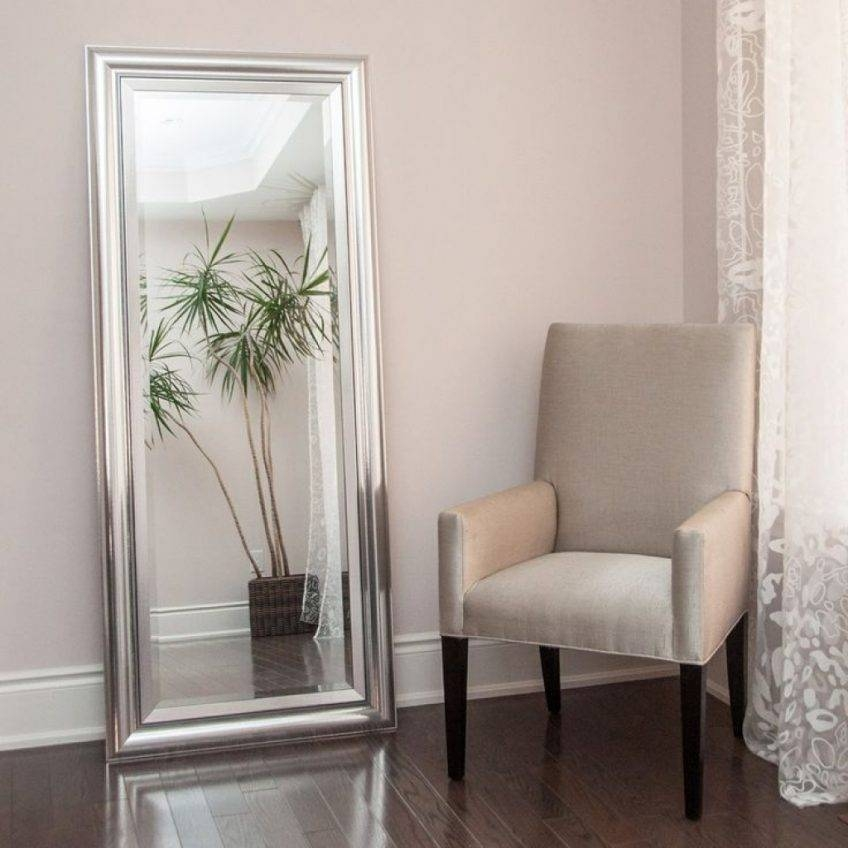 20 best ideas of decorative full length mirrors for Large decorative floor mirrors