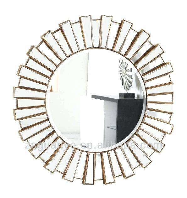 Wall Mirror ~ Large Round Decorative Wall Mirrors Small Round With Regard To Decorative Round Mirrors (View 13 of 30)