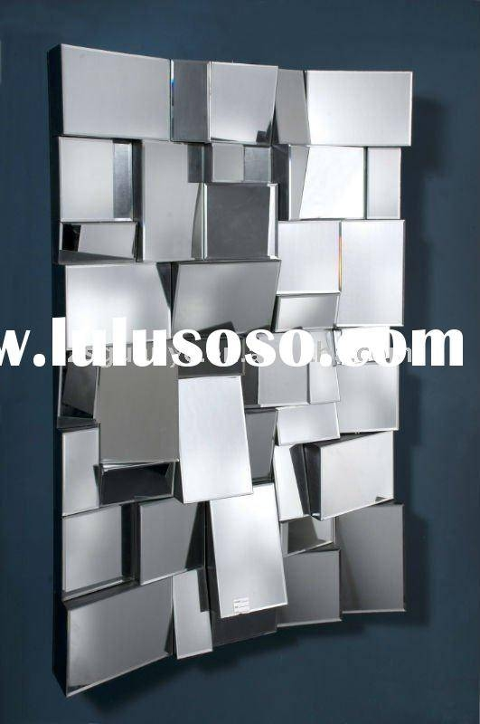 Wall Mirror Modern, Wall Mirror Modern Manufacturers In Lulusoso In Modern Contemporary Wall Mirrors (#15 of 15)