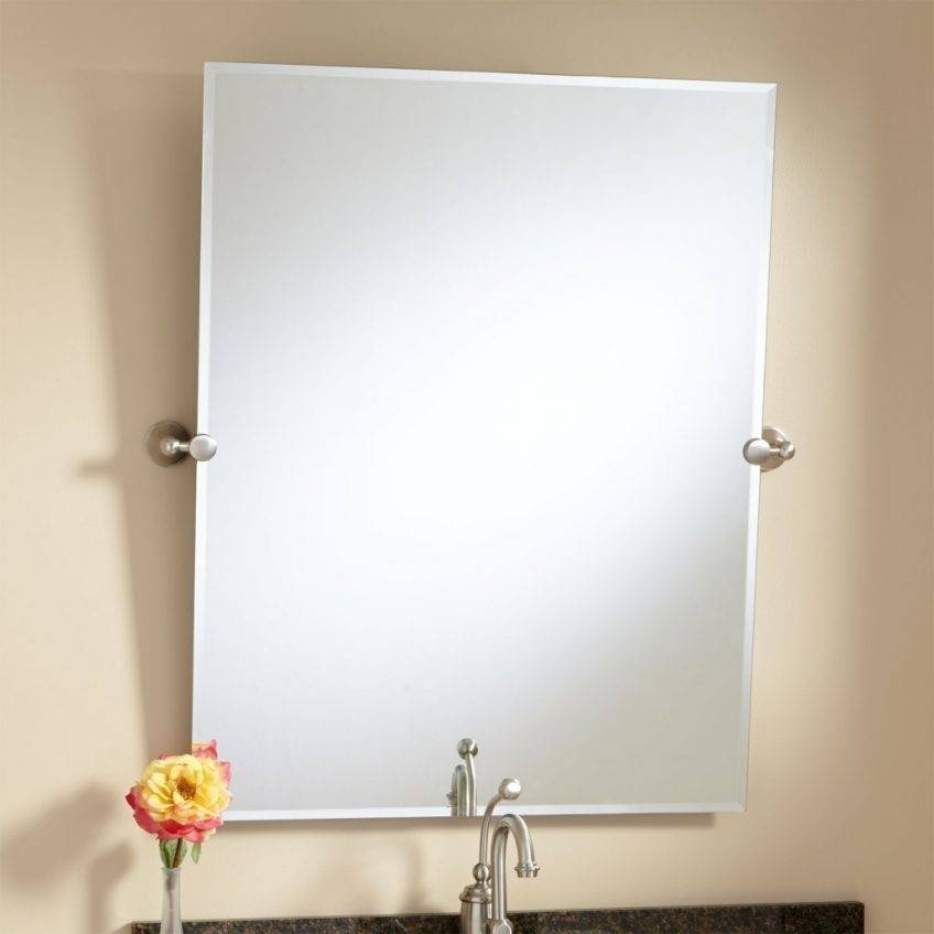 Wall Mirror No Frame 93 Outstanding For In X In Silver – Harpsounds (View 15 of 20)