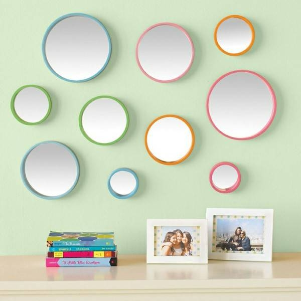 Wall Mirror – Round And Elegant (#30 of 30)