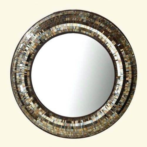Wall Mirror ~ Unusual Wall Mirrors Unique Wall Mirrors Cheap Intended For Unusual Round Mirrors (View 18 of 20)
