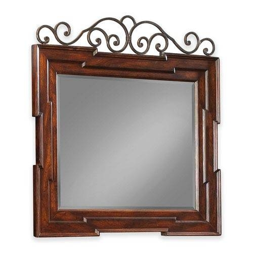 Wall Mirrors, Bathroom Mirrors | Bellacor Pertaining To Cheap Ornate Mirrors (#29 of 30)