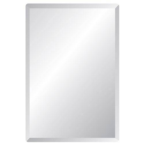 Wall Mirrors, Bathroom Mirrors   Bellacor Pertaining To Large Bevelled Edge Mirrors (View 25 of 30)