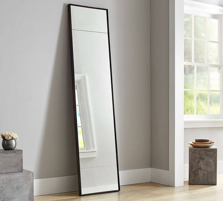 20 best collection of long narrow mirrors for Narrow decorative mirrors