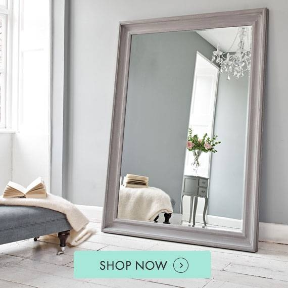 Wall Mirrors – Full Length Mirrors – Oversized Mirrors (#20 of 20)