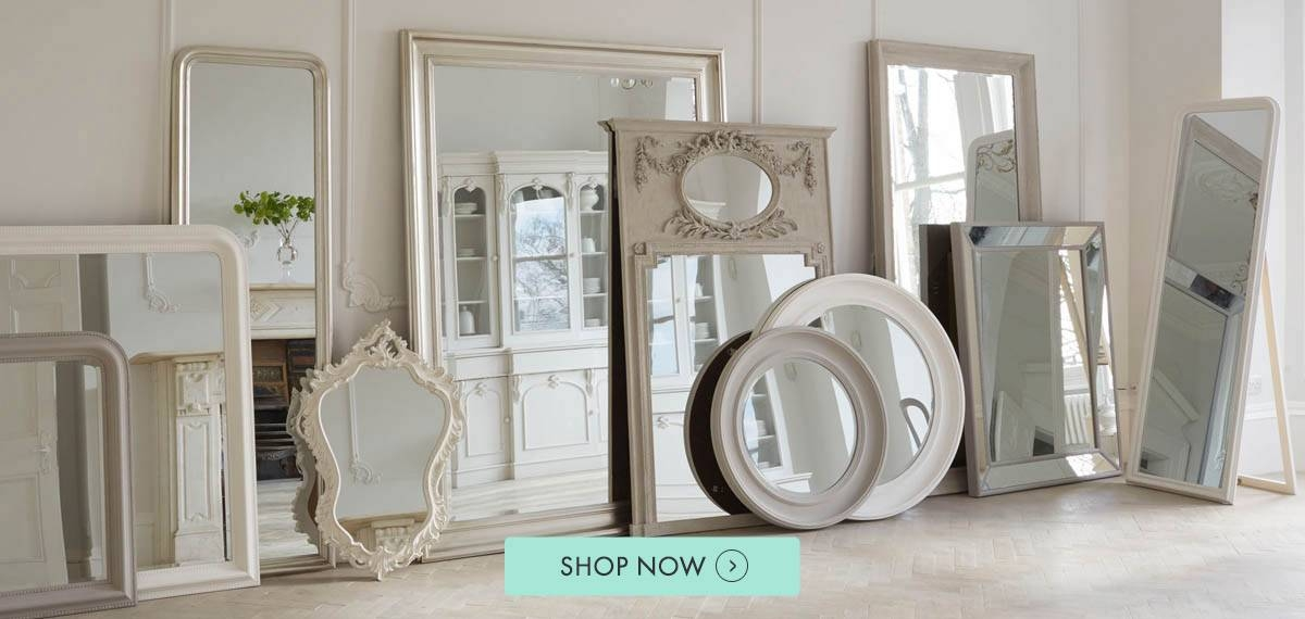 Wall Mirrors – Full Length Mirrors – Oversized Mirrors (#30 of 30)