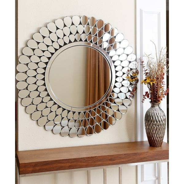 Wall Mirrors – Home Wall Art & Shelves Intended For Concave Wall Mirrors (#14 of 15)