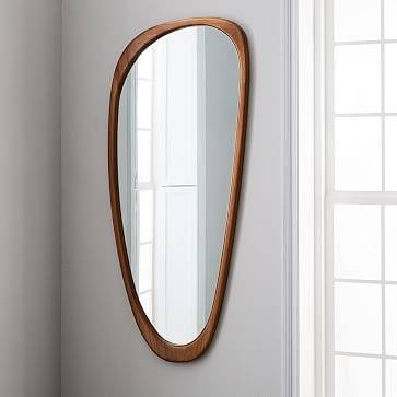 Wall Mirrors | West Elm With Regard To Large Round Wooden Mirrors (#19 of 20)