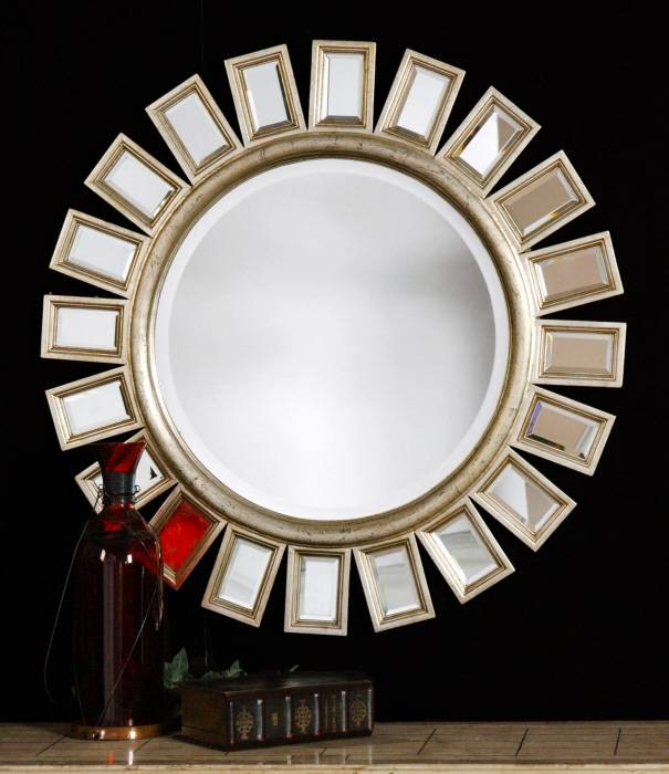 Wall Mirrors,decorative Mirrors,round Mirrors – Sacksteder's Interiors With Decorative Round Mirrors (View 4 of 30)