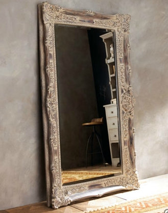 Wanted: Floor Length Mirror | Honey We're Home Intended For Large Vintage Floor Mirrors (#15 of 15)