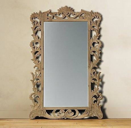 Wanted: Floor Length Mirror | Honey We're Home Within Expensive Mirrors (#20 of 20)