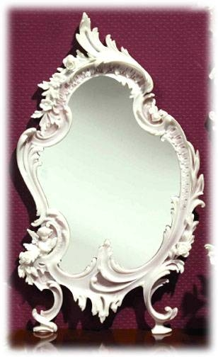 Popular Photo of French Rococo Mirrors