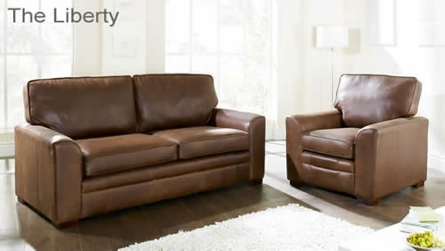 15 Collection Of Full Grain Leather Sofas