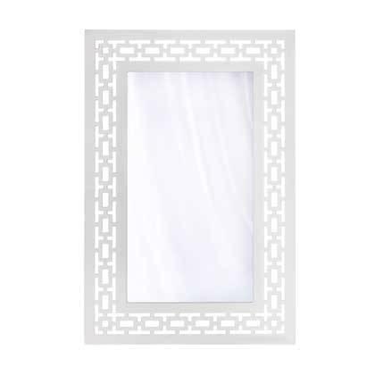 White Decorative Mirrors – Home Design Inspiration With White Decorative Mirrors (#19 of 20)
