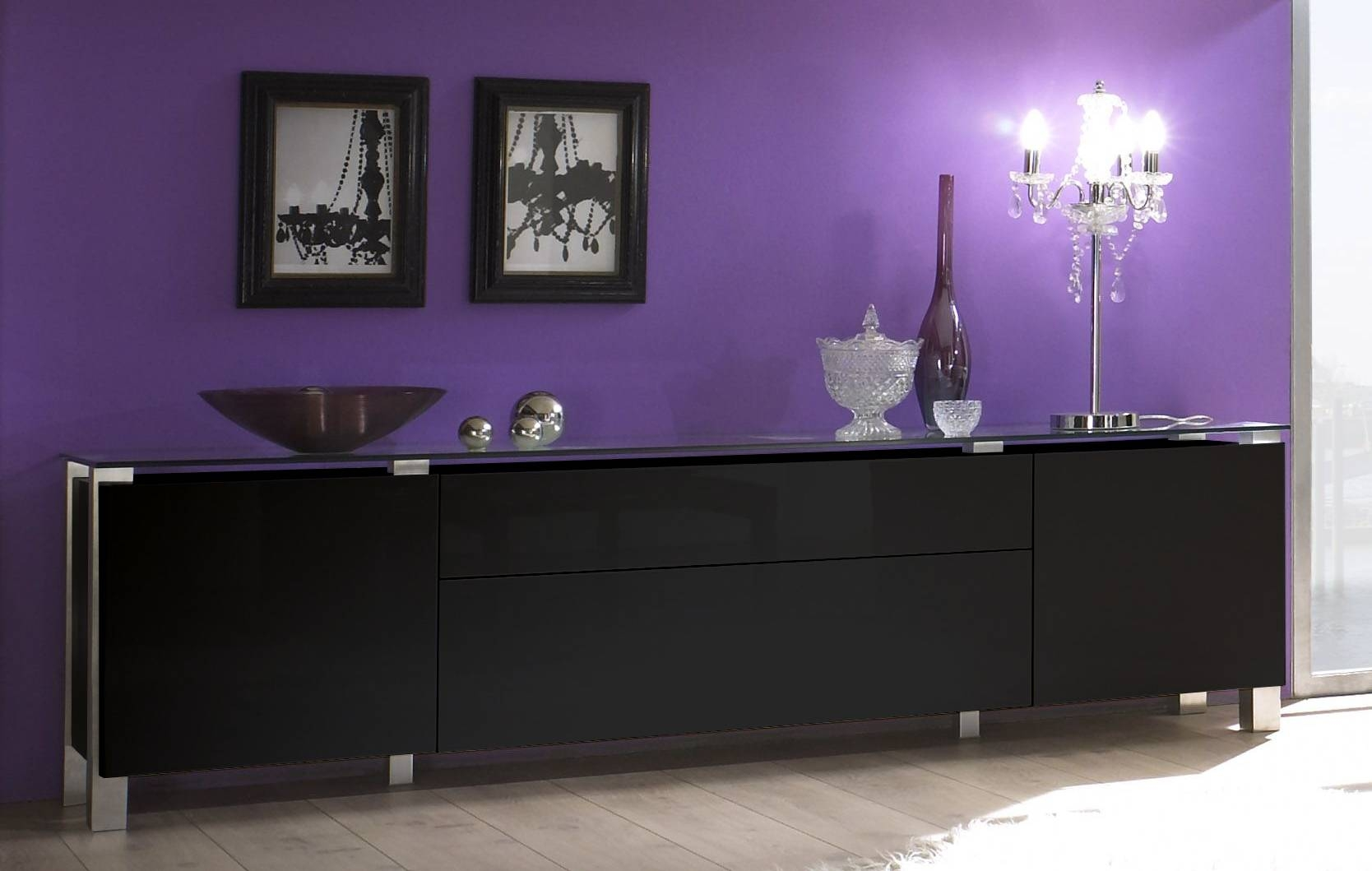 Wholesale Furniture At Clearance Prices Inside Purple Sideboard (#20 of 20)
