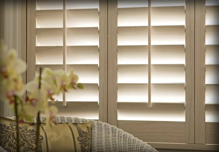 Why Choose Real Wood Interior Window Shutters Over Any Other Material? Throughout Window Shutter Mirrors (#30 of 30)
