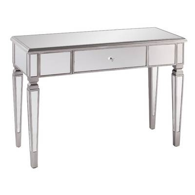 Willa Arlo Interiors Loganne Mirrored Console Table & Reviews Within Mirrors Console Table (#20 of 20)
