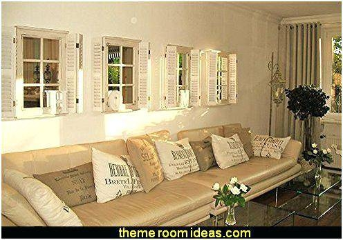 Delighted Wall Decorated With Mirrors Ideas - Wall Art Design ...
