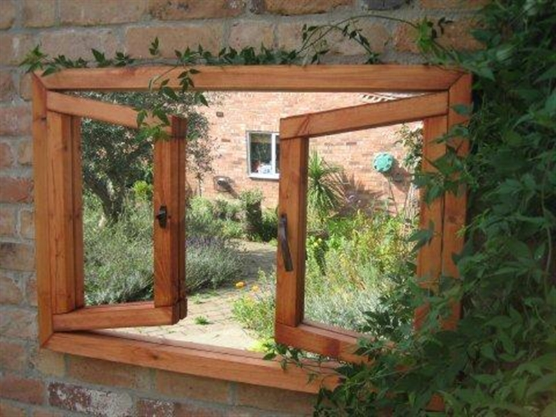 Window Mirror For Garden Window Mirrors (#20 of 20)