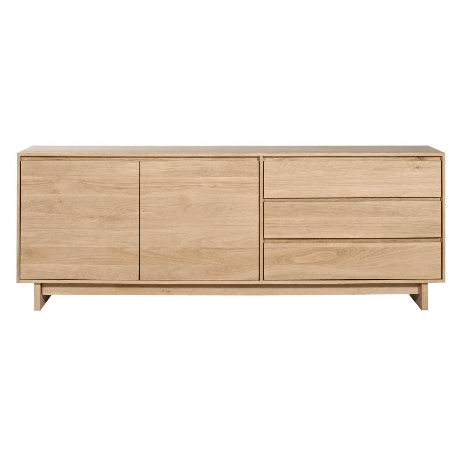 Wood Buffet Sideboards And Buffets Discount Online Furniture In Pertaining To Sideboards (View 20 of 20)