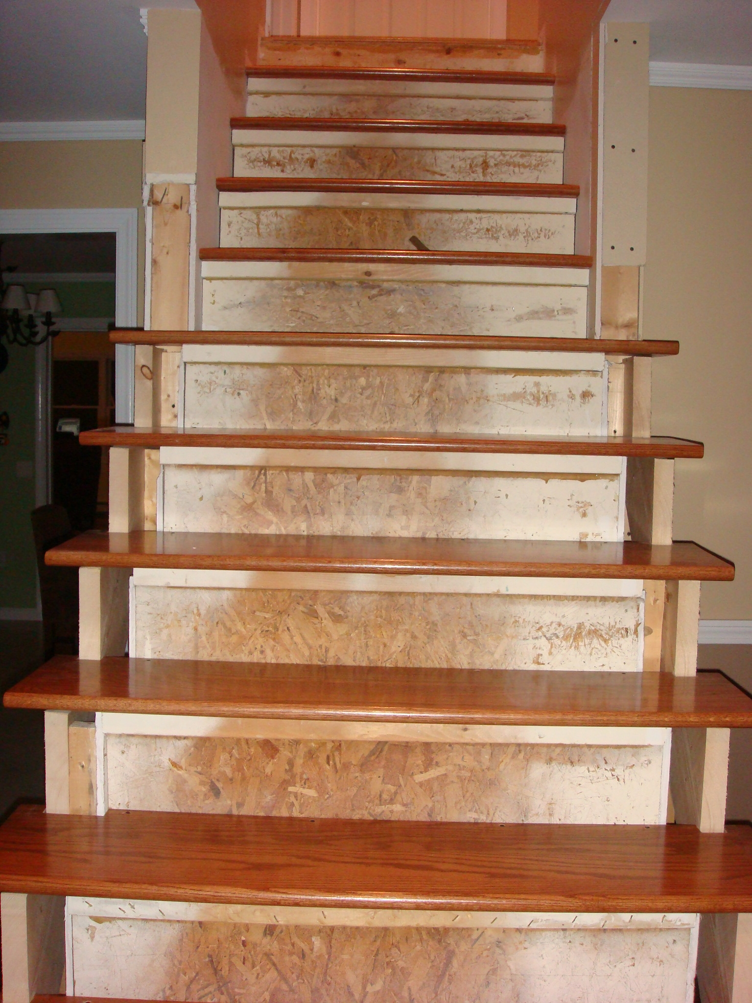 Wood Stair Treads Tips Latest Door Stair Design For Stair Treads For Wooden Stairs (#19 of 20)