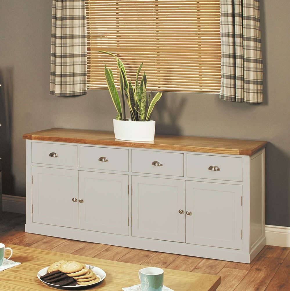Wooden Sideboards|Slim Sideboard|Narrow Sideboard  Candle And Blue Pertaining To Slim Sideboards (#20 of 20)