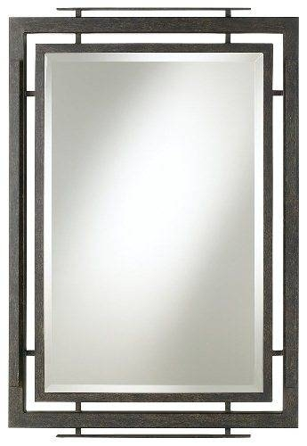 Wrought Iron Mirrors For Bathroom Or Living Room | Exist Decor Inside Wrought Iron Bathroom Mirrors (#28 of 30)