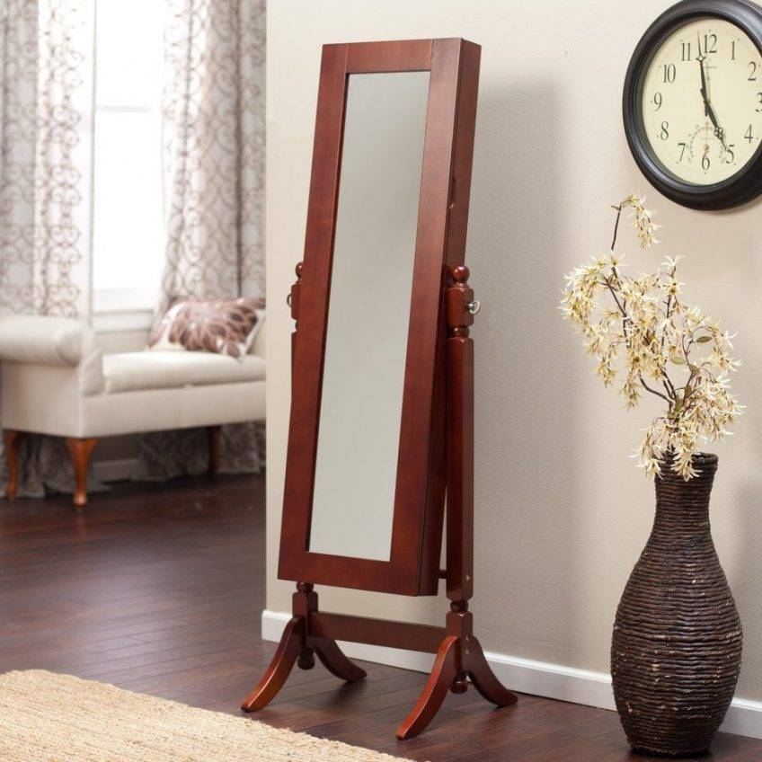 Wrought Iron Standing Mirror 95 Outstanding For – Harpsounds (#14 of 20)