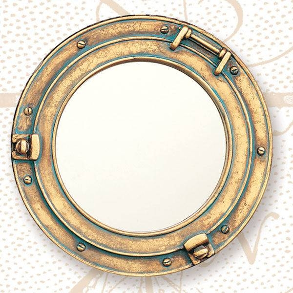 Yachtsofstuff Nautical Mirrors – Porthole, Distinctive For Intended For Porthole Style Mirrors (#18 of 20)