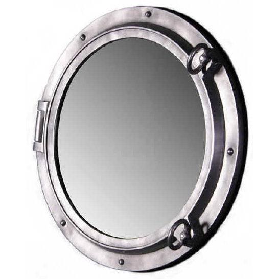 Yachtsofstuff Nautical Mirrors – Porthole, Distinctive For Within Porthole Style Mirrors (#20 of 20)