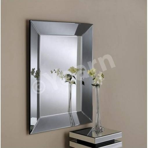 Yearn Glass Mirrors With Regard To Bevelled Mirrors Glass (#20 of 20)