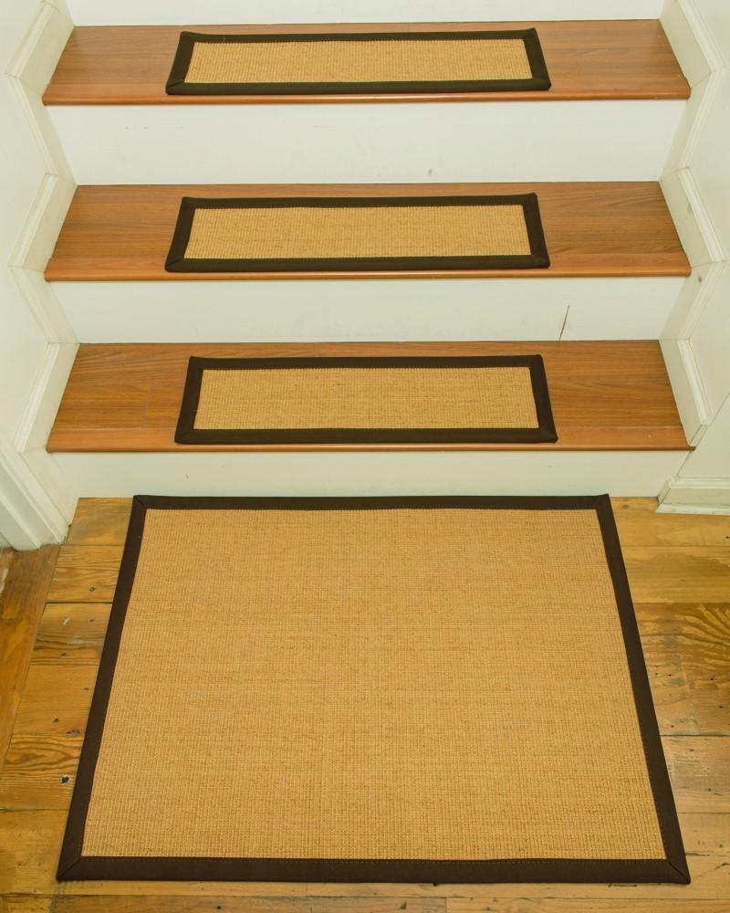 Zamora Carpet Stair Treads 9 X 29 Set Of 13 W Landing Mat 2 X For Carpet Stair Treads Set Of  (#20 of 20)