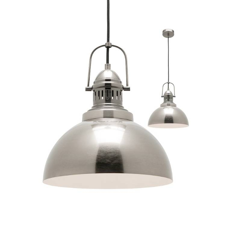 1 Light Pendant Antique Silver Ceiling Metal Mercator Mp9031 With Regard To Mercator Pendant Lights (#1 of 15)