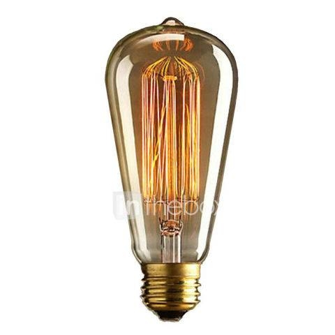 10 Best Edison Light Bulbs 2017 – Reviews Of Decorative Inside Lights In The Box Lighting (#1 of 15)