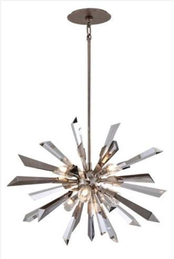 10 Ritzy Spring Pendant Lamps – Chatelaine With Union Lighting Pendants (#1 of 15)