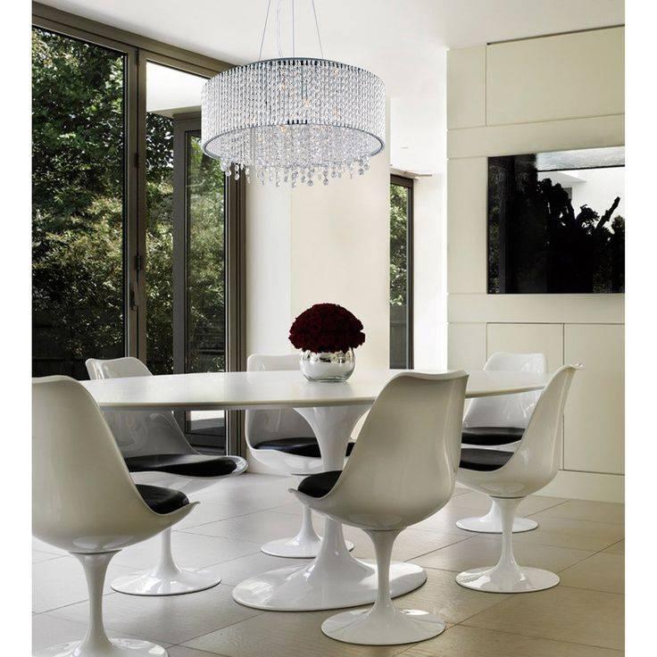 103 Best Dining Rooms Images On Pinterest | Chandeliers, Bronze Inside Et2 Inca 9 Lights Pendants (View 15 of 15)