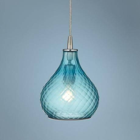 105 Best Sea Glass Lighting Images On Pinterest | Glass Pendants With Jamie Young Pendant Lights (#1 of 15)