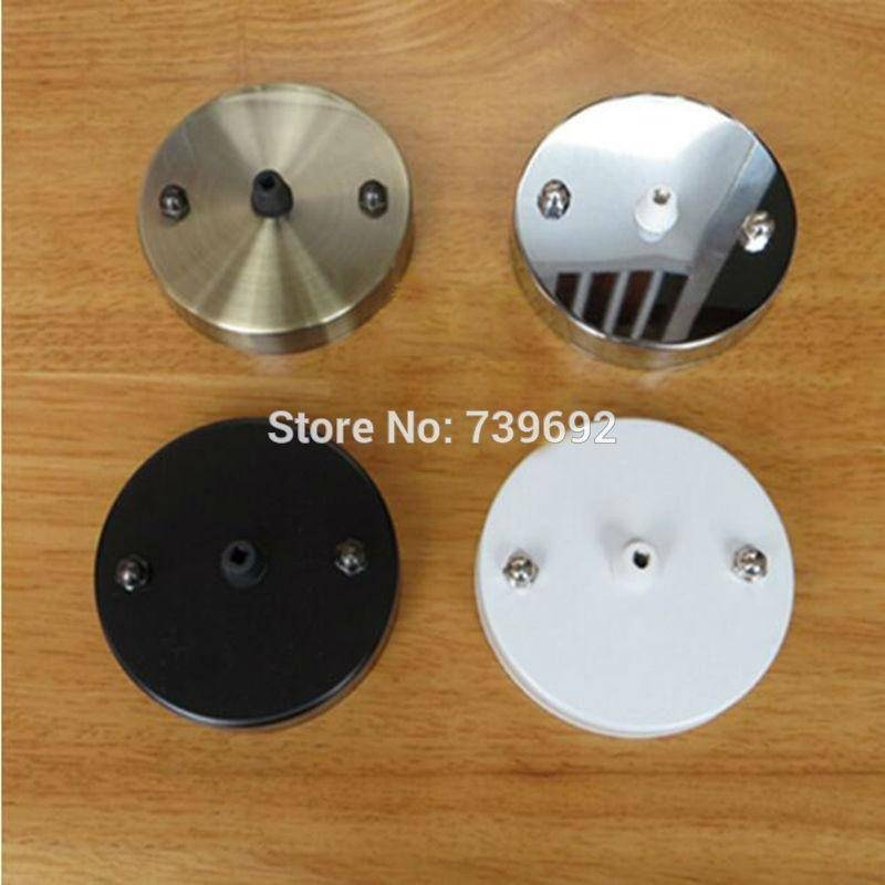 Inspiration about 10Pcs/lot Dia.95Mm Diy Lighting Lamps Plate Pendant Light Disk Throughout Pendant Lights Base Plate (#10 of 15)