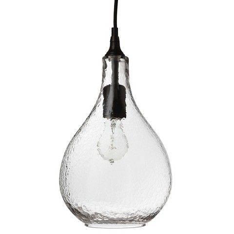 Inspiration about 11 Best Pendant Lights Images On Pinterest   Glass Pendants For Threshold Pendant Lights (#13 of 15)