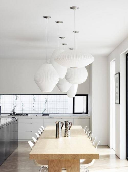 110 Best Modernica Lights Images On Pinterest | George Nelson Within George Nelson Pendant Lights (#1 of 15)