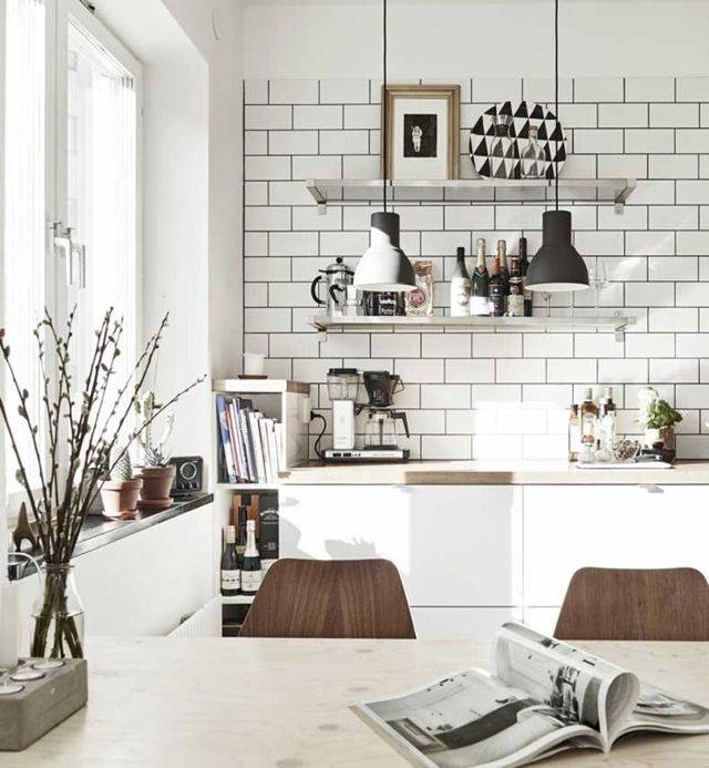 12 Times Ikea Lighting Made The Room | Mydomaine For Ikea Kitchen Pendant Lights (#1 of 15)