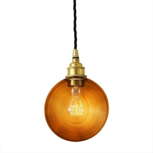 122 Best Glass Pendants Images On Pinterest | Glass Pendants Within Brown Glass Pendant Lights (#1 of 15)