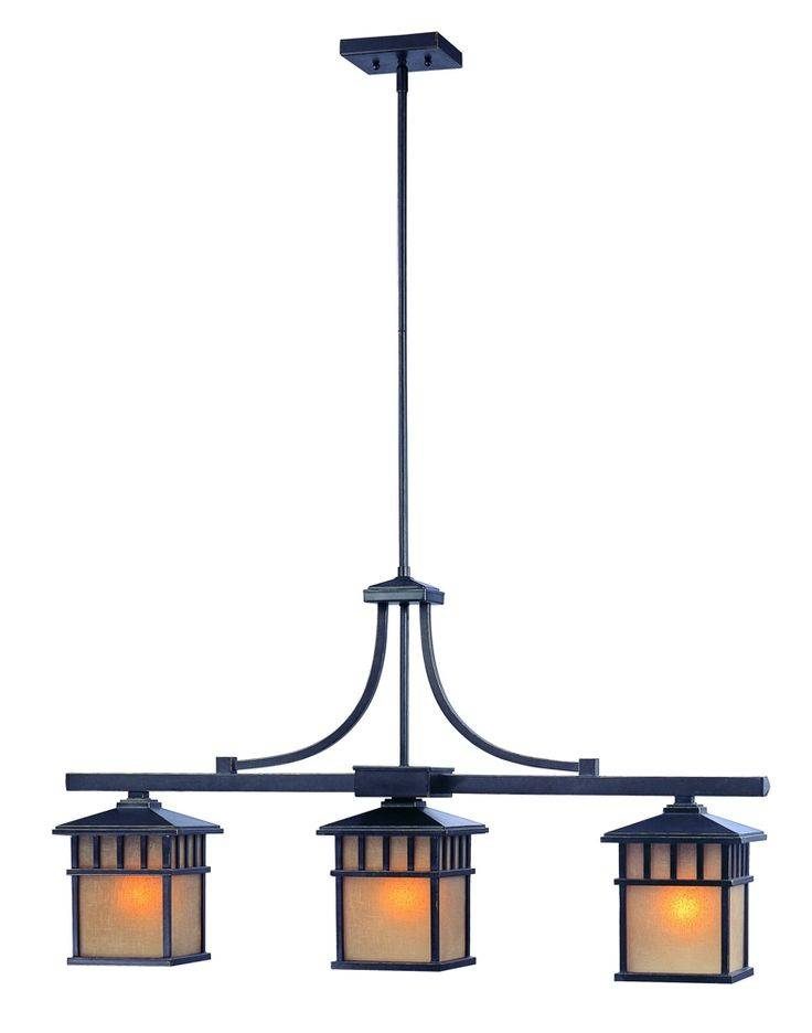 Inspiration about 133 Best Mission / Asian Pendant Lighting Images On Pinterest Intended For Damp Location Pendant Lighting (#1 of 15)