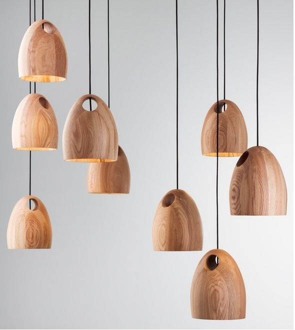 Inspiration about 139 Best Lamps & Lights Images On Pinterest | Lamp Light, Lighting Pertaining To Wooden Pendant Lights Melbourne (#5 of 15)