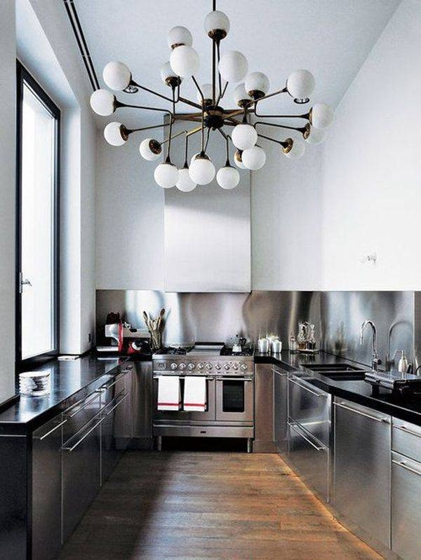 Inspiration about 141 Best Lighting Images On Pinterest | Lighting Ideas, Lighting With Regard To Stainless Steel Kitchen Lights (#13 of 15)